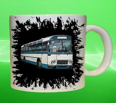 Hrnek hrneček autobus KAROSA ŠD 11