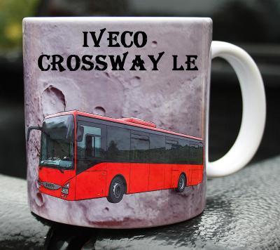 Hrnek hrneček autobus IVECO Crossway LE