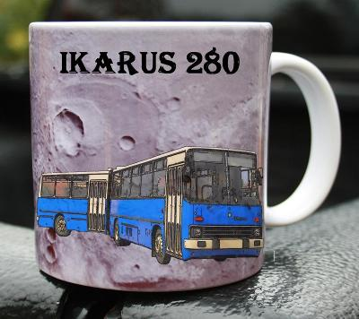 Hrnek hrneček autobus IKARUS 280