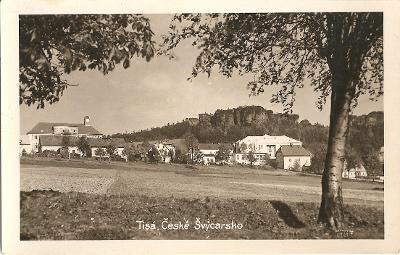 TISÁ - České Švýcarsko - Ústí nad Labem