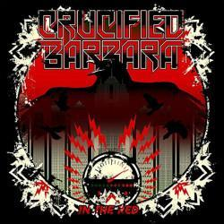 Crucified Barbara - In the red, 1CD, 2014