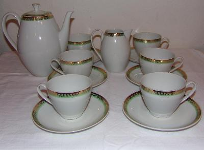 Porcelánový servis Thun