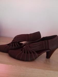 Luxusní boty Tamaris, vel 38