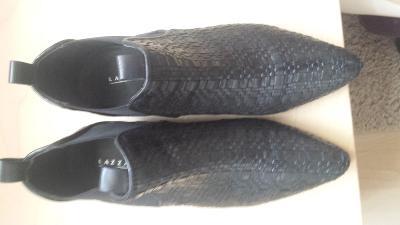 Dámské kotníkové boty Lazzarini