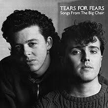TEARS FOR FEARS - SONGS FROM THE BIG CHOIR