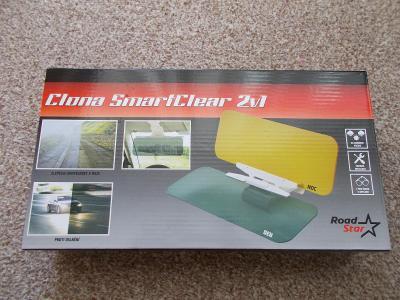 Clona do auta SmartClear 2v1