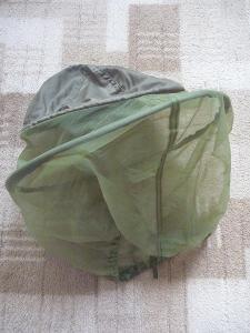 Síťka obličejová - moskytiéra AČR, MARS Jevíčko