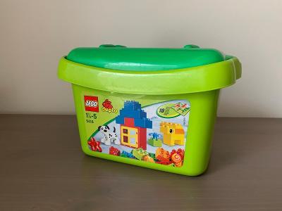 Lego Duplo 5416 - Set kostek s boxem