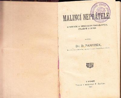 MALINCÍ NEPŘÁTELÉ 1907