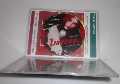 DVD film: Zavražděna, ale srdce žije dál