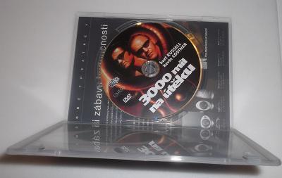 Film DVD: 3000 mil na útěku