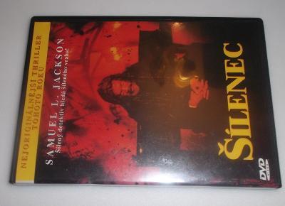 Film DVD: Šílenec