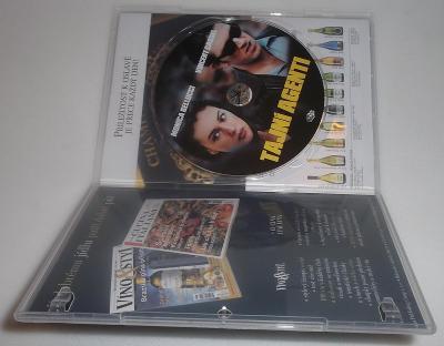 Film DVD: Tajní agenti