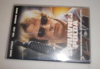 Film DVD: Správnej polda