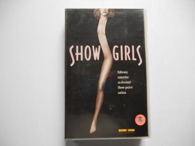 VHS Showgirls