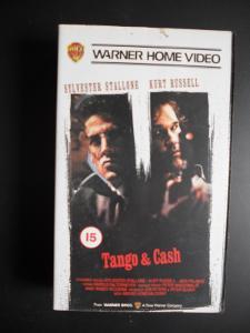 VHS Tango & Cash     Stallone   Rusell