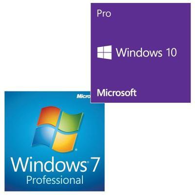 Druhotná licence Windows pro instalaci nebo upgrade na Windows 10 PRO