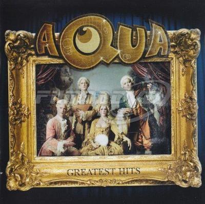 Prodám nové cd Aqua: Greatest Hits NOVÉ