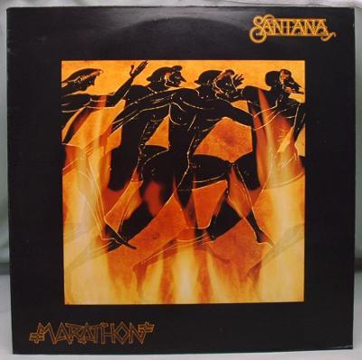 Santana – Marathon 1979 Holland Vinyl LP 1.press