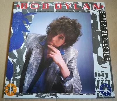 LP BOB DYLAN - EMPIRE BURLESQUE/EX++, TOP STAV, 1985