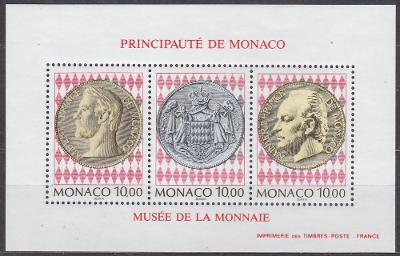 MONACO - MONAKO - ARŠÍK 1994 Mi.: Block 64 - **svěží**
