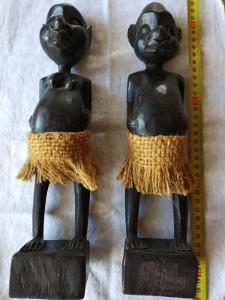 Sochy Afrika - manželé