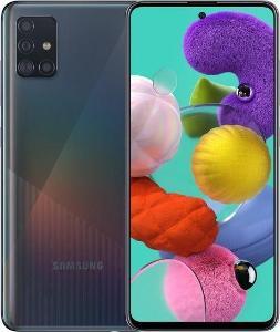 Smartphone Samsung Galaxy A51 4/128 GB BLACK
