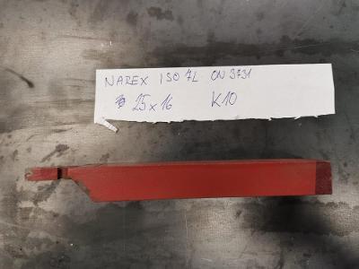 Soustružnický Nůž NAREX ISO 7L ON 3731 K10 25x16