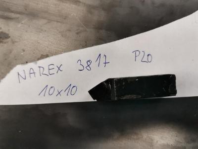 Sousružnický Nůž Narex 3817 P20 10x10