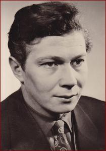 Herci (film) ČSR * Jaroslav Mareš, propagační pohlednice * V381