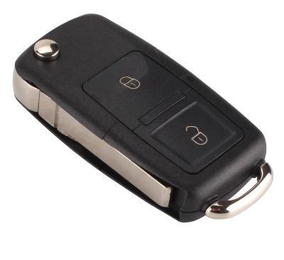 Vystřelovací autoklíč : VW, Škoda, Dvoutlačítkový