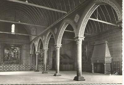 Les Merveilles du Val de Loire, zámek Salle des E (Francie) 4-200** čb