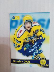 hokejová karta 27