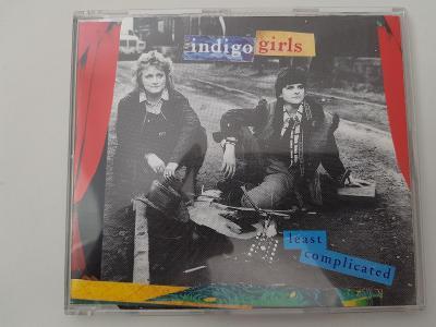 ✅INDIGO GIRLS - Least Complicated - 1994 - CD - folk rock - RARE