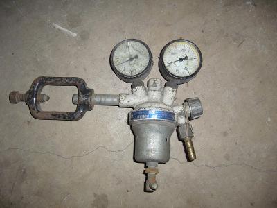 Redukční ventil acetylén, autogen, svařování, svářečka