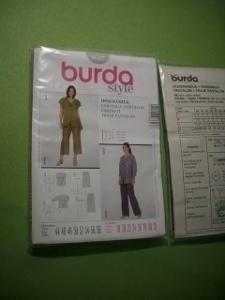 BURDA STRIH VZOR 8627