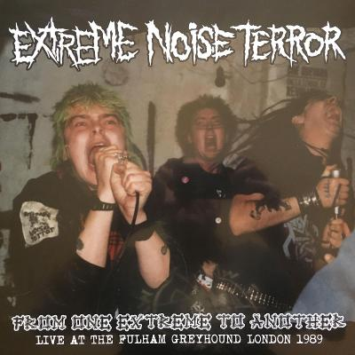 EXTREME NOISE TERROR - From one extreme to another (live at the Fulham