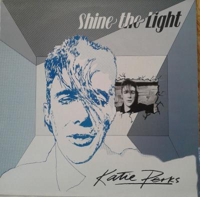 LPKatie Perks – Shine The Light, 1987 EX