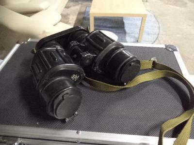 Armádní - vojenský dalekohled IOR 7x40