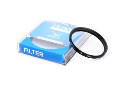Filtr UV SHQ 49mm 49 mm PROTECTION Optické sklo !
