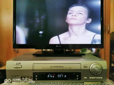 JVC HR-J777MS Hi-Fi stereo videorekorder