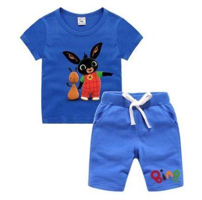 Králík Bing - dětské tričko + kraťasy, různé velikosti Králíček Bunny