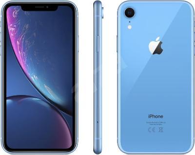 Mobilní telefon iPhone Xr 128GB modrá