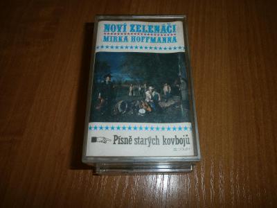 MC Mirek Hoffmann : Písně starých kovbojů