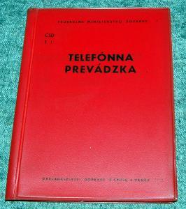 ČSD T1 TELEFÓNNA PREVÁDZKA VLAK KOLEJE ŽELEZNICE 1981