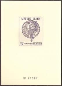 ČR - PŘÍLEŽITOSTNÝ TISK, MERKUR REVUE 2003, A. MUCHA (T9359)
