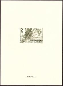 ČR - PŘÍLEŽITOSTNÝ TISK, MERKUR REVUE 1997, EKOLOGIE 2 KČS (T9364)