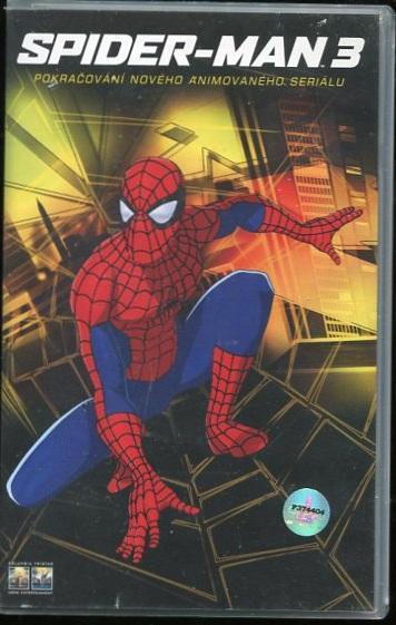 VHS - Spider-Man 3.