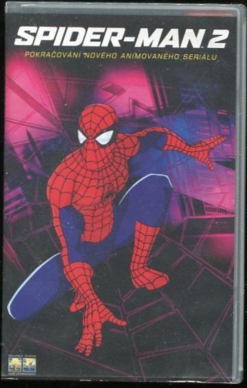 VHS - Spider-Man 2.