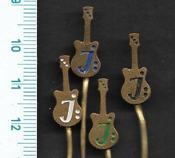 """Série odznaků - """"J"""" hudební nástroje /FA-KN.59"""